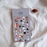 [SUATELIER - stickers] 1096