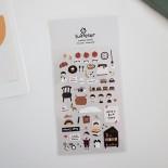 [SUATELIER - stickers] 1103